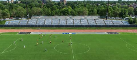 Terrain de soccer
